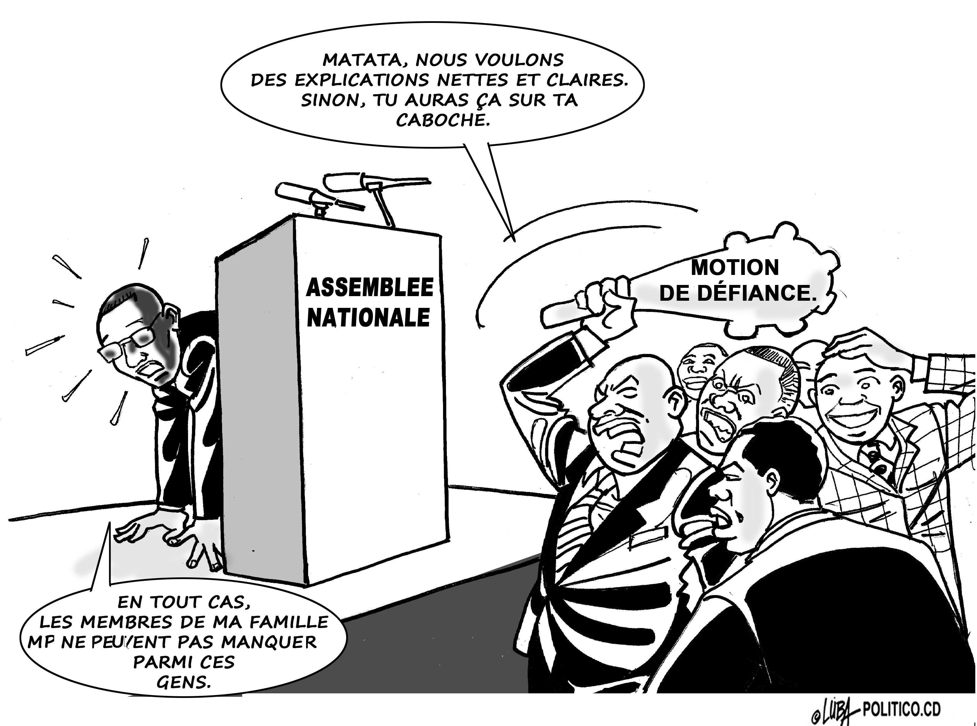 Rencontre kabila monsengwo