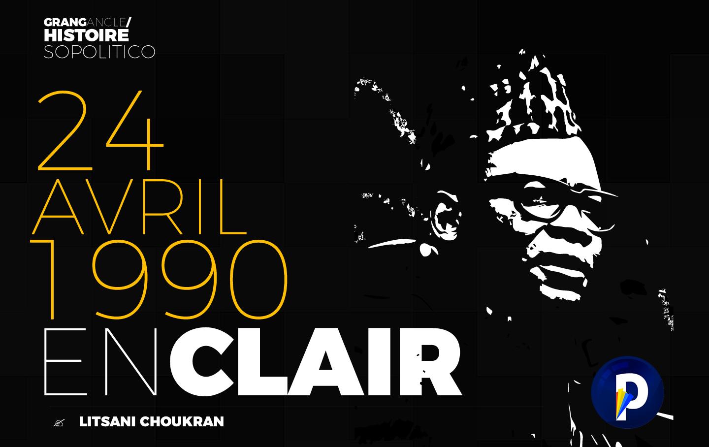 Le 24 avril 1990: le jour où tout a commencé