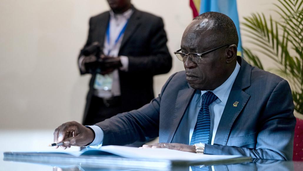 Valentin Mubake: «Kabila m'a dit: j'ai rencontré Félix, jamais je ne le nommerai»