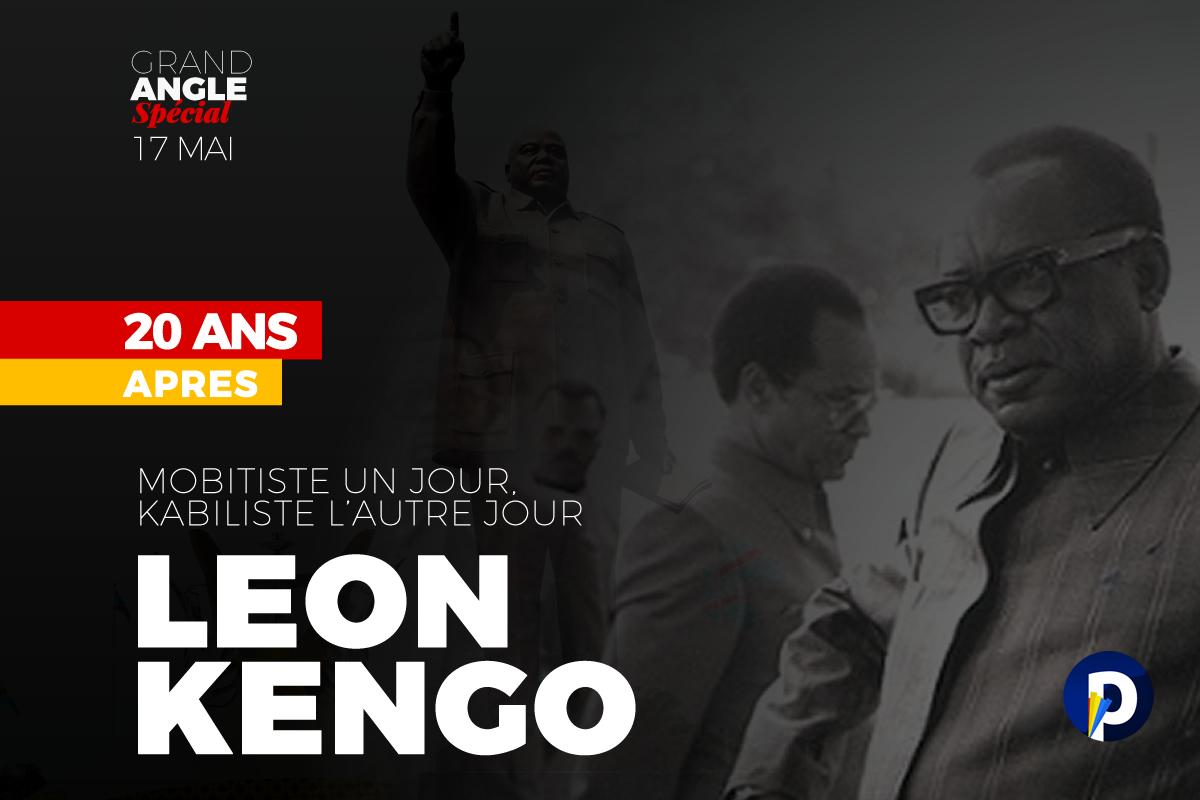 Le Mobutiste Léon et le semi-Kabiliste Kengo