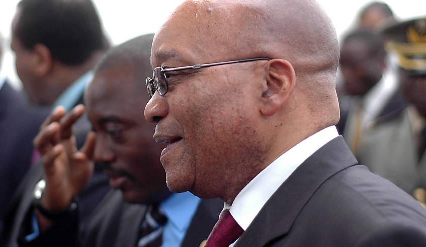 Zuma, le médecin malade