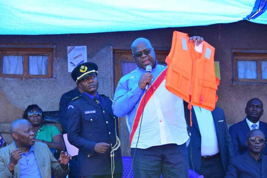 RDC/Naufrage sur le Maï-Ndombe : Le propriétaire du navire arrêté pour surcharge