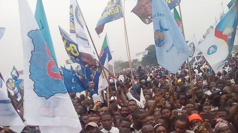 Manifestation d'opposants interdite dimanche — RDC