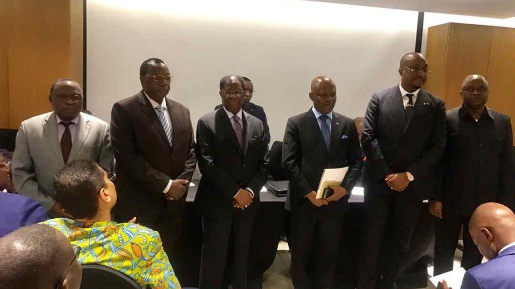 Quelques sénateurs du FCC ont voté pour Bahati Lukwebo — Sénat