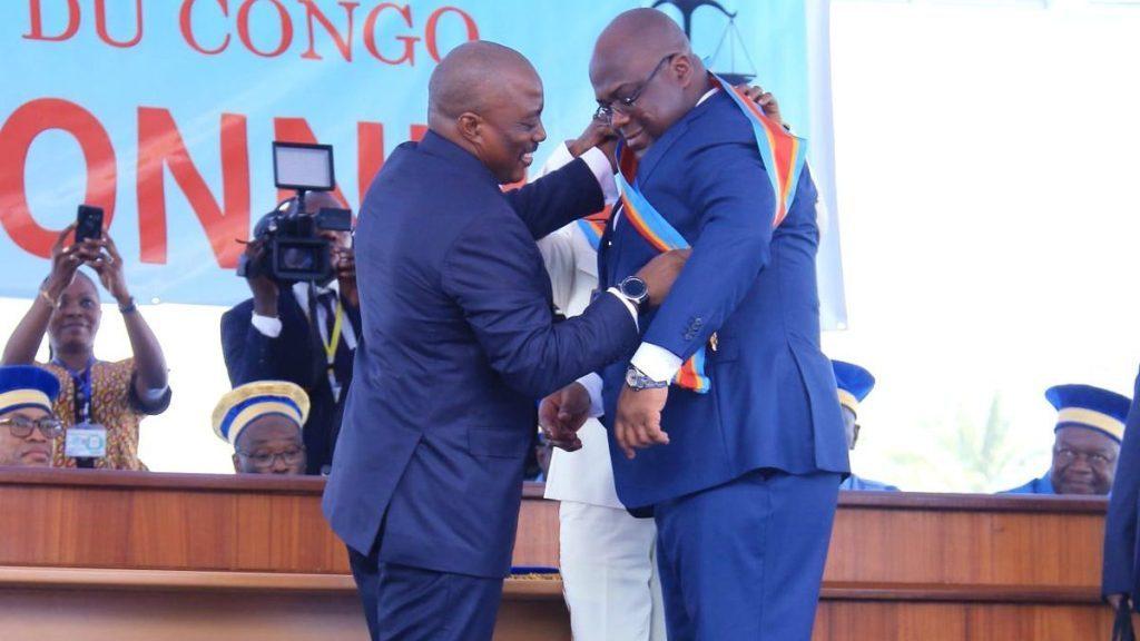Coopération: Félix Tshisekedi en visite officielle à Bruxelles